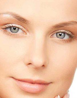 Blepharoplasty, eyelid tightening