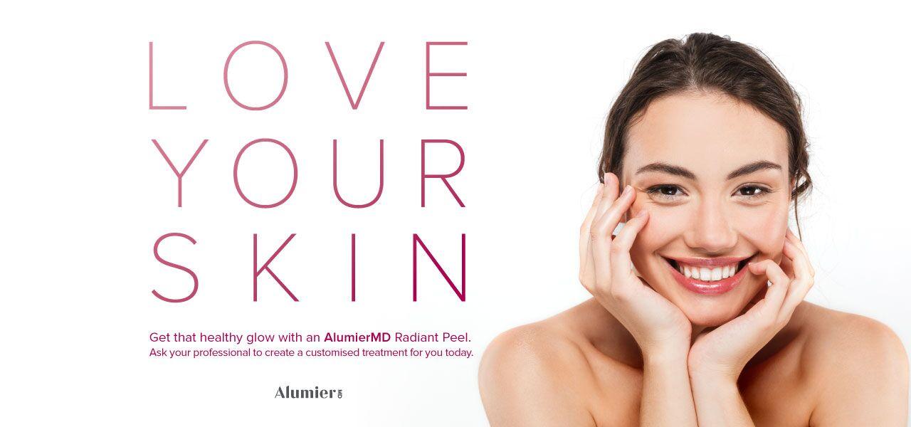 AlumierMD skin acne