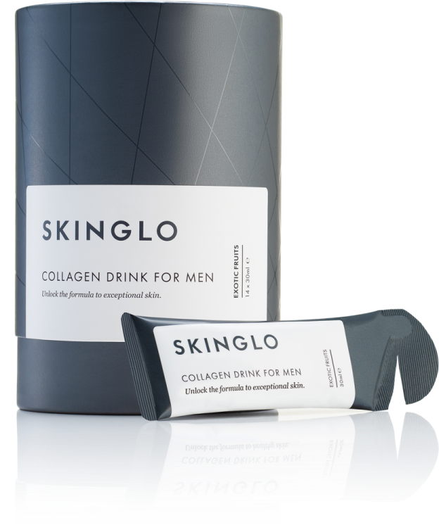 FOR HIM SKINGLO COLLAGEN DRINK
