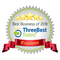 best rated business 2018